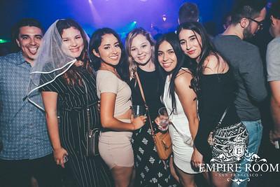 Saturday @ Empire Room 6/30/2018