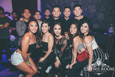 Saturday @ Empire Room 9/15/2018