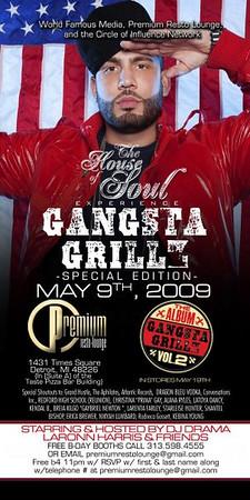 DJ Drama Gangsta Grillz Vol. 2 Release/ World Famous Media By Rafael ThePhotographer
