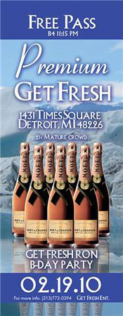 Get Fresh @ Premium. feb 19,2010