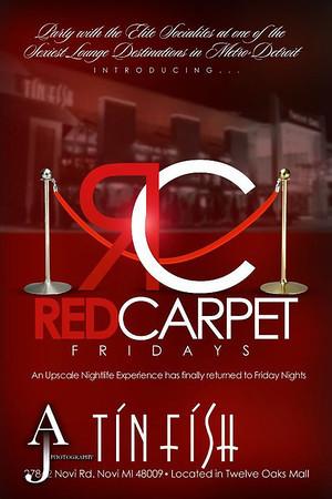 Red Carpet Friday's 1-20-12