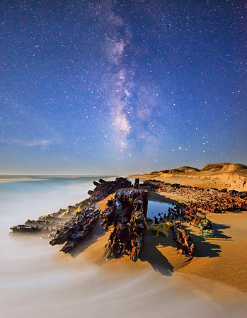Stars and Shipwrecks