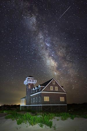 Falling Stars - Perseids Meteor Shower