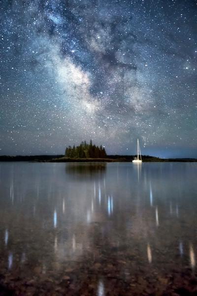 Sailing Through Stars