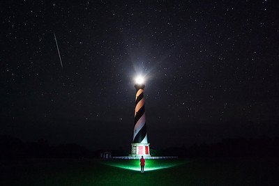Viewing The Perseids Meteor Shower