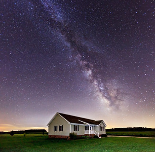 Our Milky Way Estate
