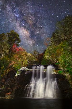 Milky Way Falls