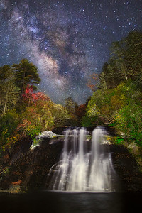 Milky Way Falls