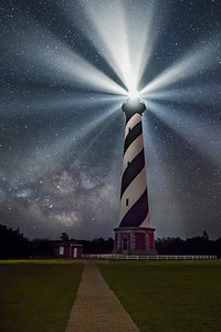 Rays of Hatteras