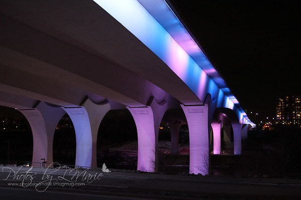 Aurora Borealis Bridge