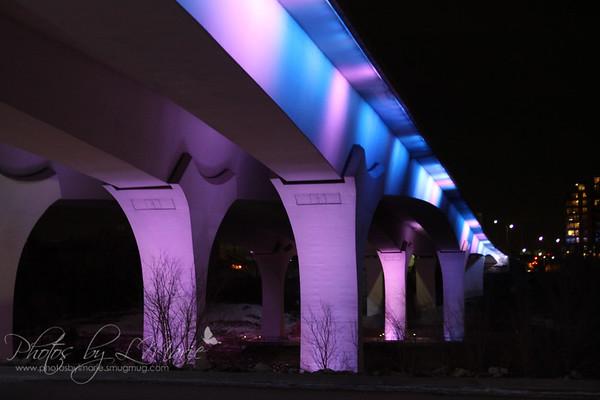Aurora Borealis Bridge