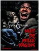 Nuit de Mille Vagins - French movie poster -Night Of A Thousand Vaginas movie poster key art