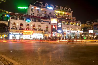 Night Photography - Vietnam