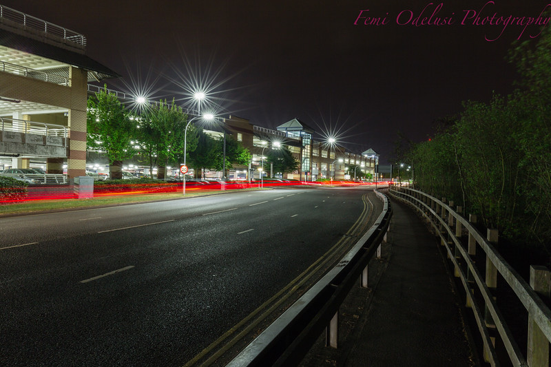 Chafford Hundred Photography Club April 28 Night Trails