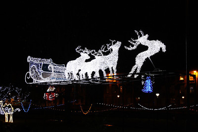 Paisley Christmas Lights