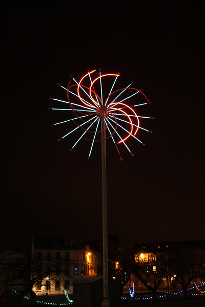 Paisley Christmas Lights