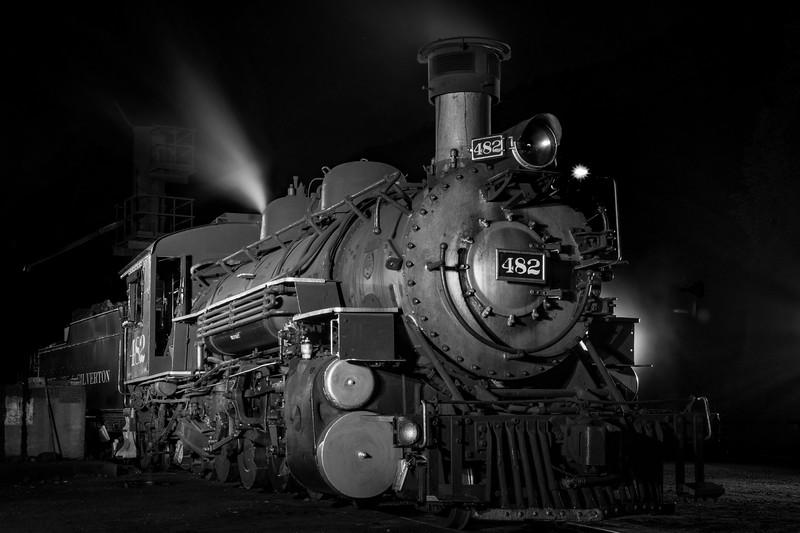 482 at coal dock