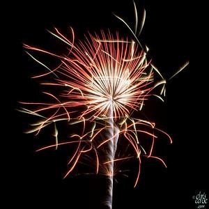 Fireworks 2008-06-28 Syracuse Jazz Fest