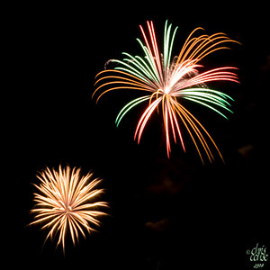 Fireworks 2008-07-03 Brewerton,NY