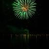 Fireworks At Lake George