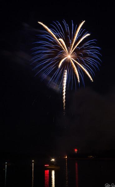 Onset MA Fireworks