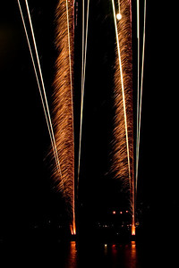 Fireworks at Marin County Fair
