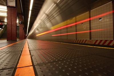 New York underground 34st