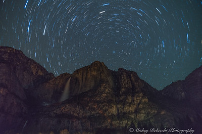 Yosemite Falls, Star Circles