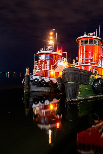 Little Red Tugboats