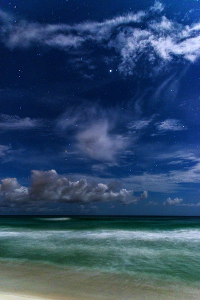 Emerald Coast Night