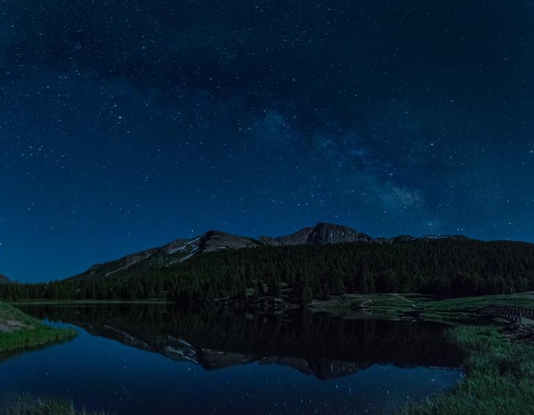 Andrews Lake solitude