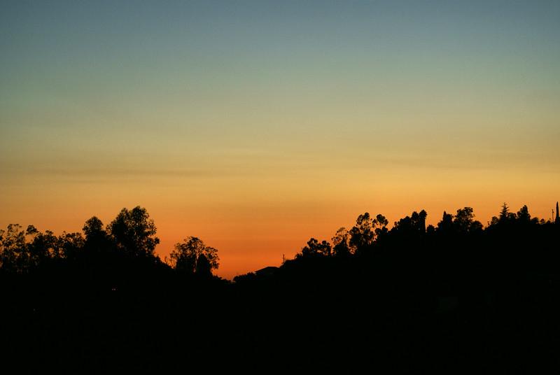 Poway, CA Horizon
