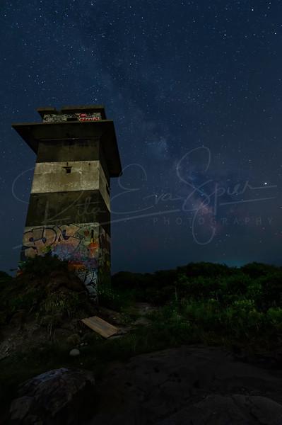 Graffiti Tower