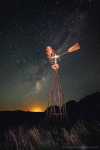 Cosmic Windmill