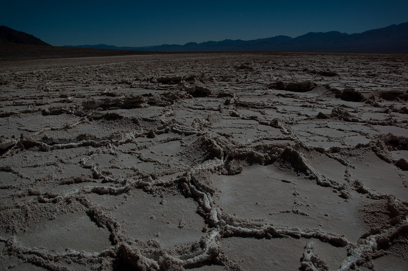 Bad Water in Death Valley NP.