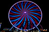 Patriotic Ferris Wheel