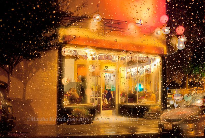Paradiso in the Rain
