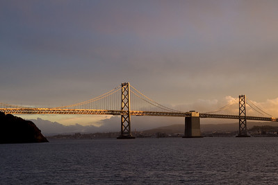 Bay Bridge from Treasure Island