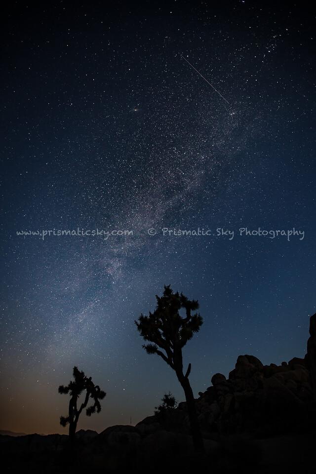 Joshua Tree meteor