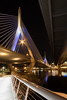 Path under the Zakim