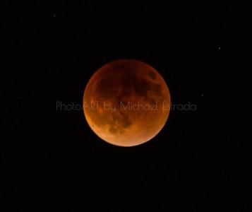 Super Blood Moon II(Sept 2015)