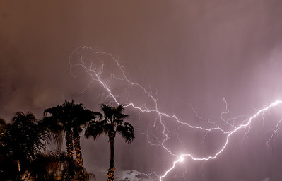 Monsoon Storm, Sun City West AZ