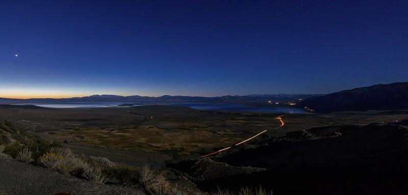 Predawn Mono Lake 1