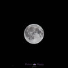 Full Moon September 5, 2017