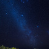 Night sky over Ndutu, Tanzania, East Africa