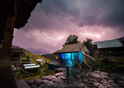Tusheti Lightning