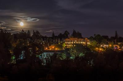 Moon Over Folsom