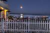 Capitola Ocean View House Moonrise 1