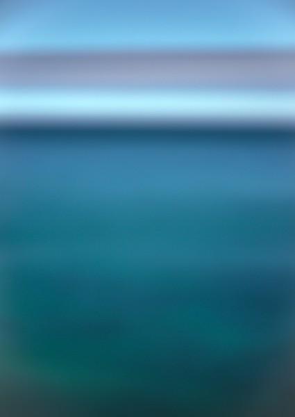 Gray over Blue, Sea Ranch, California