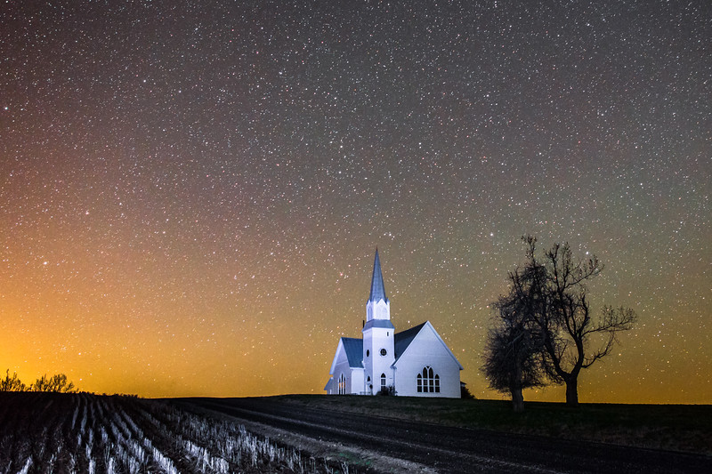 Church in Space